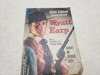 Dell Comics Hugh O'Brian Famous Marshal Wyatt Earp No. 4 1958