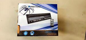 Soundstream VDVD-165 Single DIN Stand Alone Car DVD/MP3 Player USB Input NEW!!!