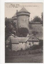 Bagnoles De L'Orne Lasay Moulin du Chateau 1932 Postcard France 522a