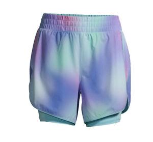 Avia Women's Size Medium 8-10 Running Shorts With Inner Bike Liner