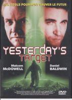 YESTERDAY'S TARGET - DVD