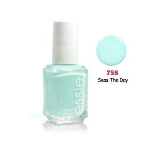 Essie Nail Polish 758 Seas The Day 0.46oz