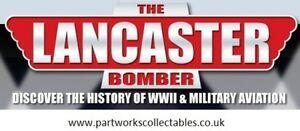 Hachette The Lancaster Bomber Build Your Avro Lancaster B1 Parts Only
