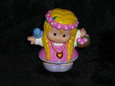 Fisher Price Little People Castle Princess Sarah MAID MARION