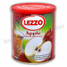Apple Tea Elma cayi instant 700gr net weight Lezzo Turkish apple drink since1976