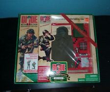 GI JOE TIMELESS COLLECTION 40th ANNIVERSARY ACTION SOLDIER COMMAND POST SET *nib