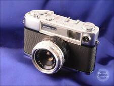 Yashica Minister D  45mm f1.8 Yashinon Classic 35mm Film Camera - 8581A