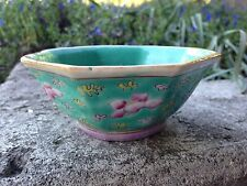 RARE ANTIQUE CHINESE BEAUTIFUL SMALL PORCELAIN BOWL 19TH CENTURY