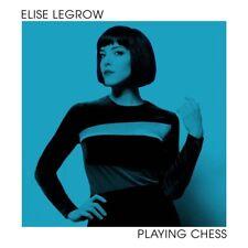 ELISE LEGROW - PLAYING CHESS   CD NEW!