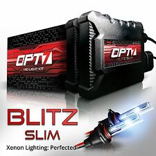OPT7 35w Slim HID Kit - 9006 9007 H1 H4 H7 H10 H11 H13 All Colors Xenon Light