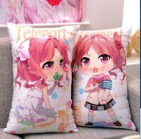 35*55 A Certain Scientific Railgun Misaka Mikoto Anime Cushion Throw Pillow Case