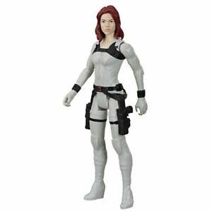 "Marvel Black Widow Titan Hero Series Blast Gear 12"" Action Figure"