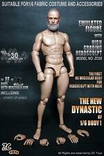 ZC Toys 1/6 scale muscular figure corps ZC02 avec tête compatible avec Hot Toys