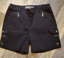 Jamie Sadock Black Golf Shorts Size 4
