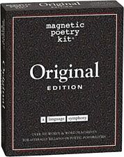 Magnetic Poetry - Original Kit - All the Essential Words For Your