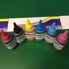 6 Refill Ink Epson Stylus Photo PX800FW PX810FW R265 R285 R360 RX560 RX585 RX685