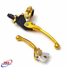 SUZUKI RM 85 125 250 RMZ 250 450 AS3 FACTORY SERIES BRAKE CLUTCH FLEXI LEVERS