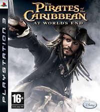 Piratas del Caribe a finales del mundo PS3 * En Excelente Estado *