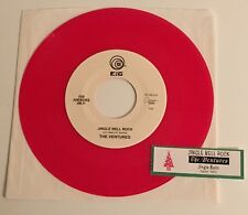 The Ventures / US Red 45 / Jingle Bell Rock / Capitol for Jukeboxes MINT