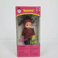 Vintage Barbie Tommy Winter Lil' Friends Kelly 1998 New Box Unopened Christmas