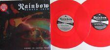 LP RAINBOW Denver 1979 (2LP) RED VINYL Purple Pyramid CLP-2174-1 (Deep Purple)