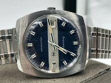 Gent's Vintage Hamilton Automatic Wristwatch Date Selfwinding ref#. 820007-3