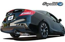 GREDDY SP 2012-2015 HONDA CIVIC SI COUPE 2.4L SUPREME CATBACK EXHAUST SYSTEM