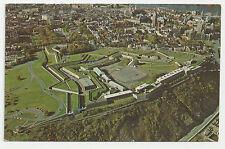 Postcard, Bird's Eye View of La Citadelle, Quebec, Canada. 1975