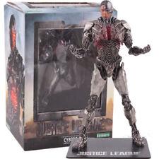 1/10 DC Justice League Cyborg Pre-Painted Artfx+ Statue Action Figures Toy