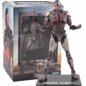 Kotobukiya 1/10 DC Justice League Cyborg Pre-Painted Artfx+ Statue Figure KO Toy