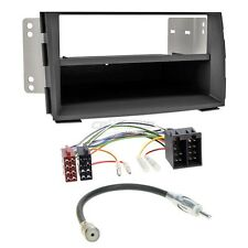 Kia Venga à partir de 09 1-DIN radio voiture Set d'installation Câble adaptateur