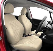 CAR SEAT COVERS full set fit Citroen Xsara - beige (MP3) leatherette Eco leather