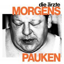"DIE ÄRZTE- Morgens Pauken (Limited 7"" Vinyl inkl.MP3-Code) SINGLE LP NEU & OVP"