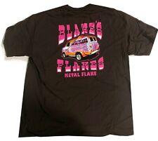Blake's Flakes Metal Flake T-shirt Dark Brown