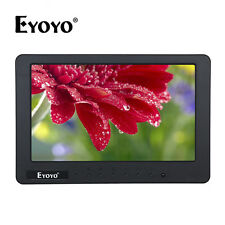7 Inch TFT LCD Screen Display AV For Car Monitor Mobile DVR Camera With Speaker