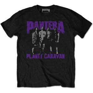 Pantera Planet Caravan Shirt S-XXL TShirt Official Heavy Metal Band T-shirt
