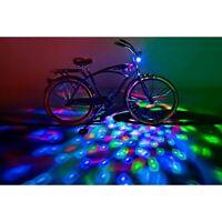 Cruzin Brightz Multi-Color LED Bicycle Light