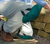 Silverline Gardeners Gardener Garden Gardening Kneepads Knee Pads Kneepad New