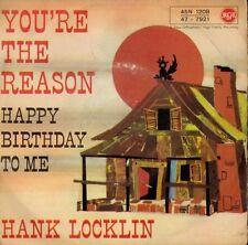 14315 Hank Locklin Happy Birthday to Me