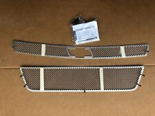 Stainless Steel Mesh Grille Grill Combo for Chevrolet Impala 2006-2013