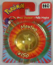 NINTENDO 1999 POKEMON POWER BOUNCER MEWTWO # 150 COLLECTOR's FIGURE MOSC SEALED