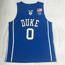 Jersey of Jayson Tatum #0 Duke Blue Devils Basketball Team - All Sizes Available