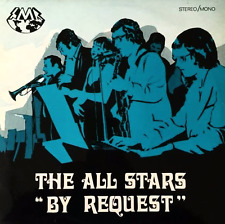 THE ALL STARS BAND - By Request (LP) (Signed) (G++/VG)