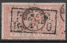 Great Britain #93a (SG #133) Used **With Certificate**