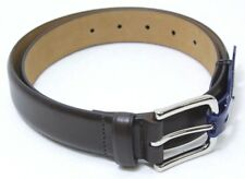 Cole Haan 32mm Dress Calf Leather Belt CHRM31051 - Chocolate - Size 42 - NEW