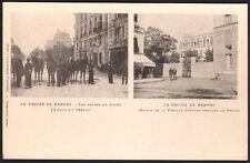 Affaire Dreyfus. Procès de Rennes. Maison de la famille Dreyfus. Bergeret