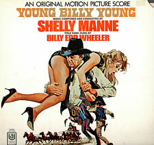 SOUNDTRACK THEATRE LP SHELLY MANNE YOUNG BILLY YOUNG