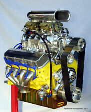 540ci Big Block Chevy Blown Pro-Street Engine 1,000hp+ Built to Order