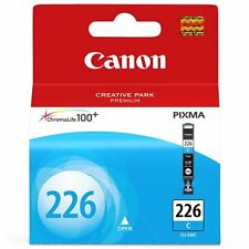 Genuine Canon CLI-226 Cyan ink for CLI226 PIXMA 226 MG8120 MG5120 MG5220 MG5320