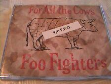 Foo Fighters +++For All The Cows+++ UK-Maxi-CD RAR